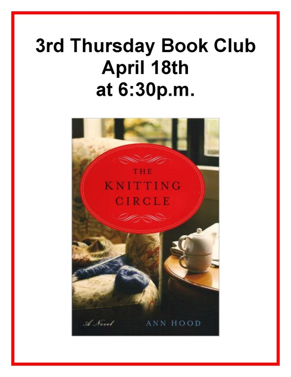 3rd Thursday Book Club Flyer april.jpg