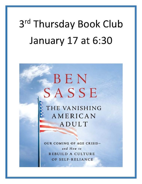 3rd Thursday Book Club january 2019.jpg