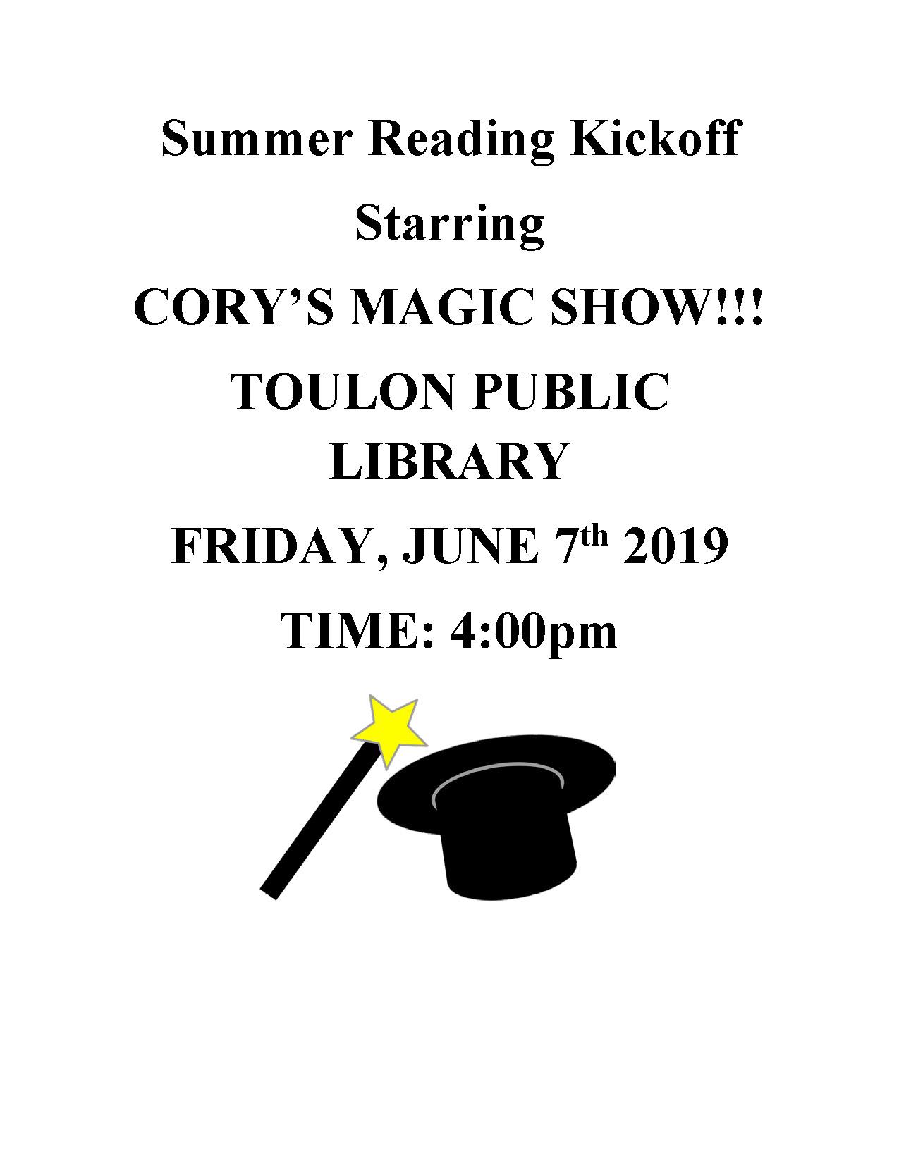 Cory's Magic Show Kickoff 2019 Ad.jpg
