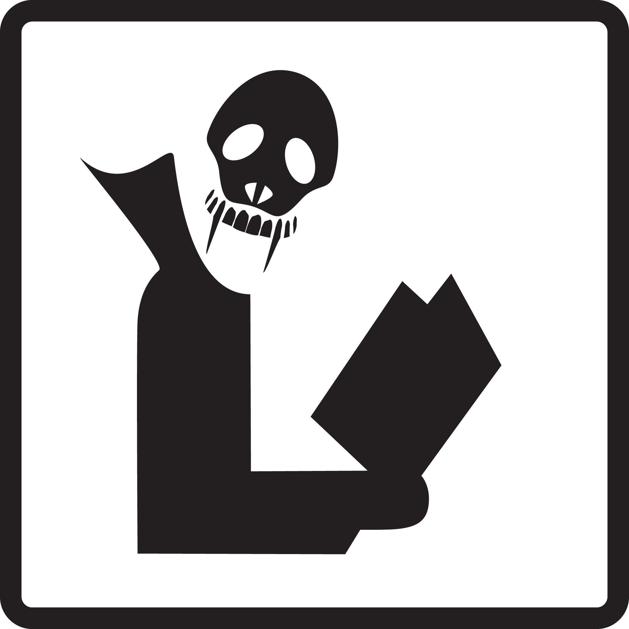 scary reader