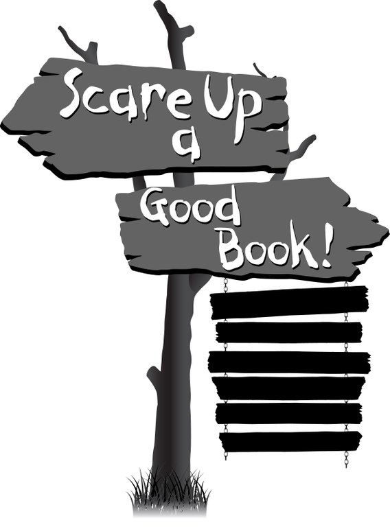 scare up a good book